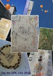 Linz - Geburtstagstisch